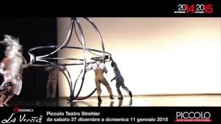 La Verità. Il fondale di Dalì è al Piccolo Teatro di Milano