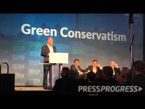 Ross McKitrick says Conservatives should focus on climate skepticism