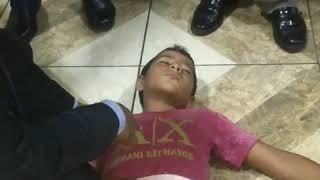 Libertação de Crianca Assustador Pastor Vanderson Trovão