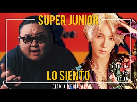 Producer Reacts to Super Junior