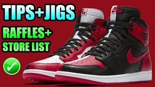 Tips For Copping The Jordan 1 HOMAGE TO HOME !   Where + How To Cop The HOMAGE TO HOME Jordan 1 !