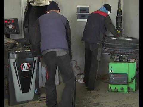 Телеканал ІНТБ: СТО та шиномонтажі у Тернополі працюють і під час карантину