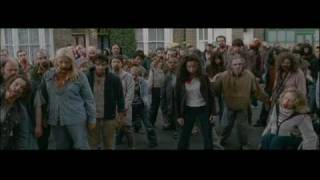 Shaun Of The Dead - Zombies Can't Dance