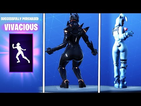 "*NEW* ULTRA THICC ""VIVACIOUS"" DANCE EMOTE 😍❤️(WITH 30+ HOT FEMALE SKINS)"