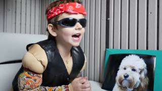 Nerf War: Pup saves Pup Part 1; Episode 3