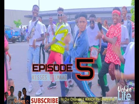 #UrbanLife [Episode 5] - @ Da City Mall Performance Highlights (Urban Dancers Gh)