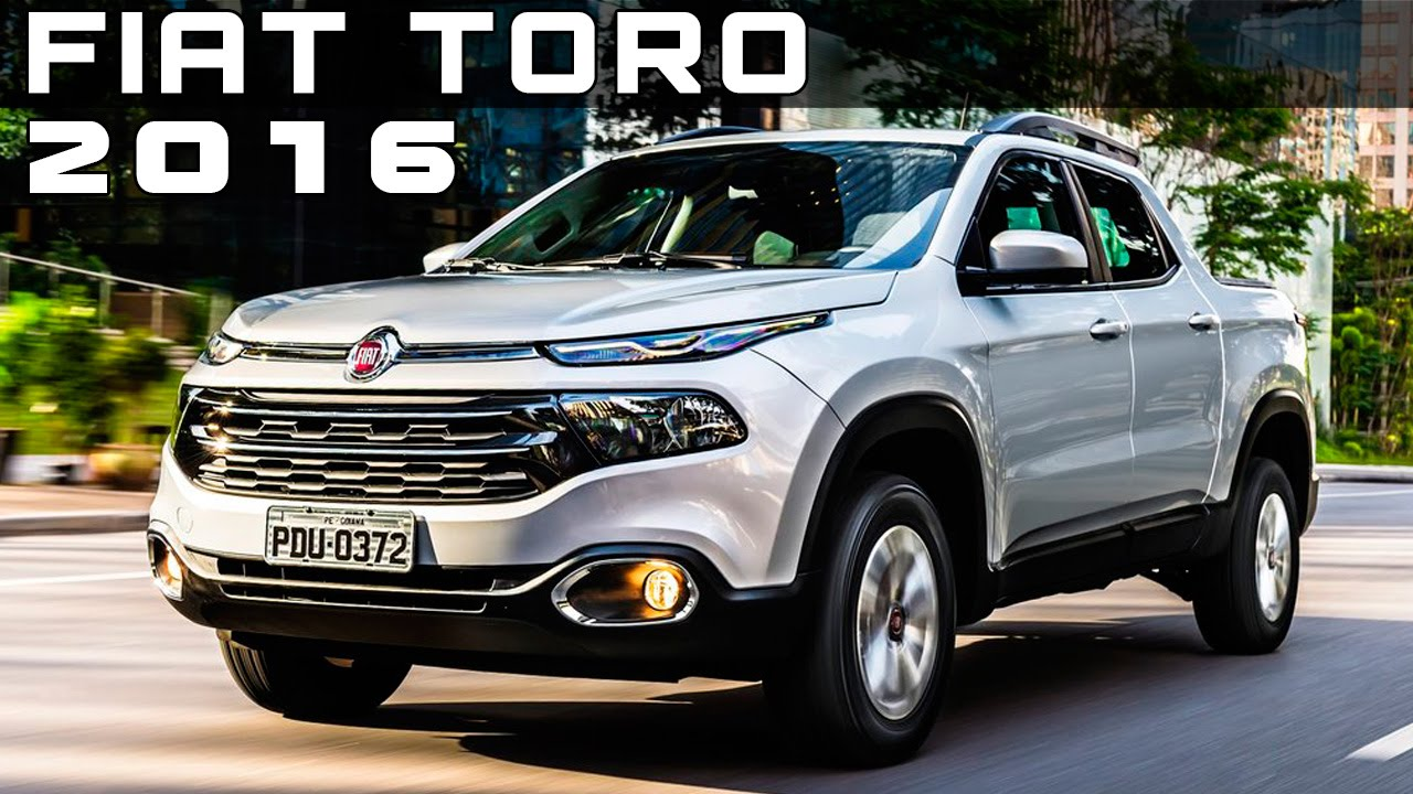 2016 fiat toro review rendered price specs release date - youtube