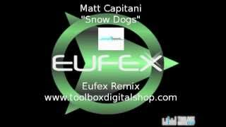 "Eufex remix: Matt Capitani ""Snow Dogs"""