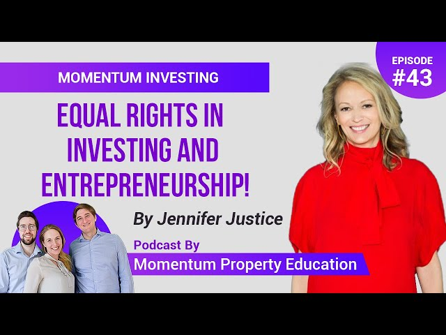 Equality in Investing - Jennifer Justice