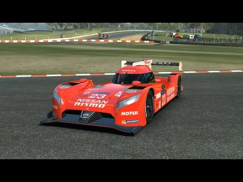 Real Racing 3 - Nissan GT-R LM NISMO First Ride, Gameplay, OnBoard