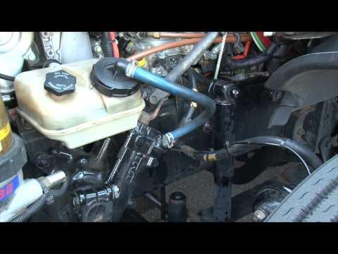 Pre-trip Engine Compartment - YouTube