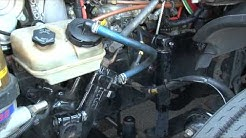 Pre-trip:  Engine Compartment