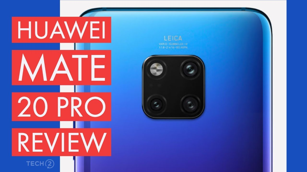 Huawei Mate 20 Pro Review Most Feature Loaded Phone Of 2018 Youtube