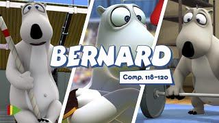 Бернард - 118-120 | Compilation  | Мультфильмы |