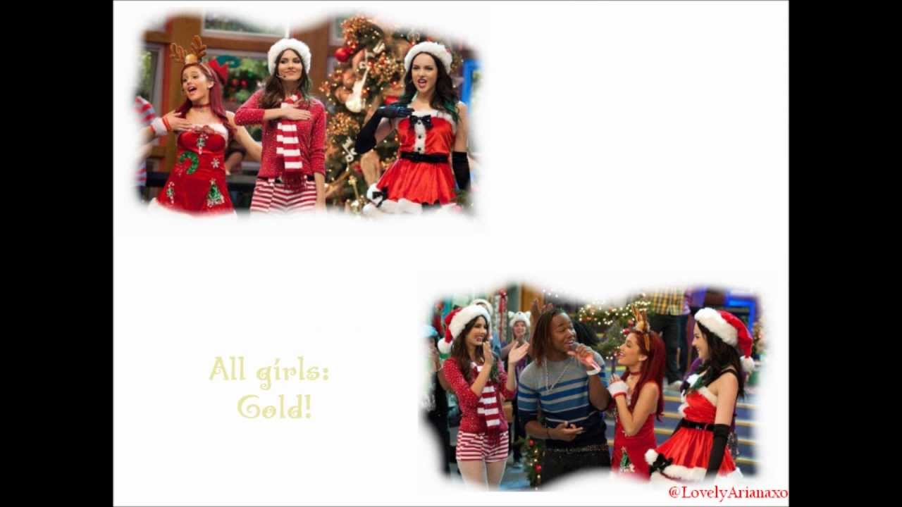 It\'s Not Christmas Without You- Victorious \
