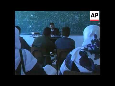 West Bank - Hebron university reopens