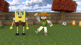 Minecraft PE: Invocando o BobEsponja No MCPE? ‹ VERDADADE OU MENTIRA #01 ›