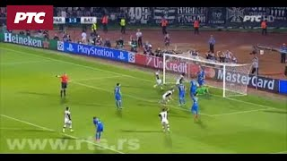 Partizan - BATE Borisov 2:1