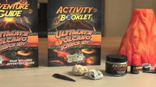 Ultimate Volcano Science Kit By Discover with Dr. Cool