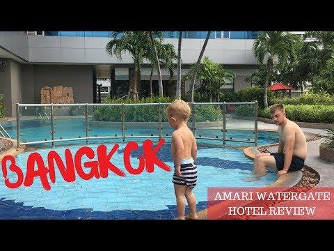 Amari Watergate Hotel Review | THAILAND travel