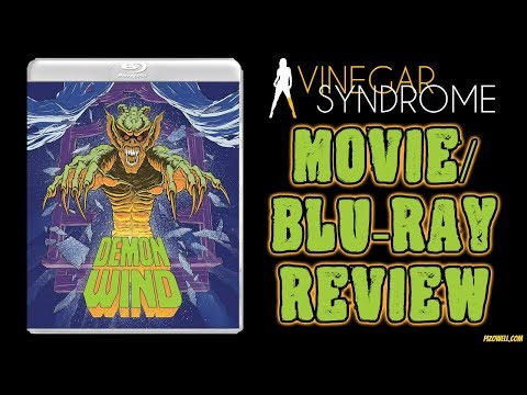 DEMON WIND 1990  MovieBluray  Vinegar Syndrome