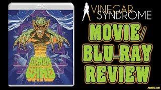 DEMON WIND (1990) - Movie/Blu-ray Review (Vinegar Syndrome)