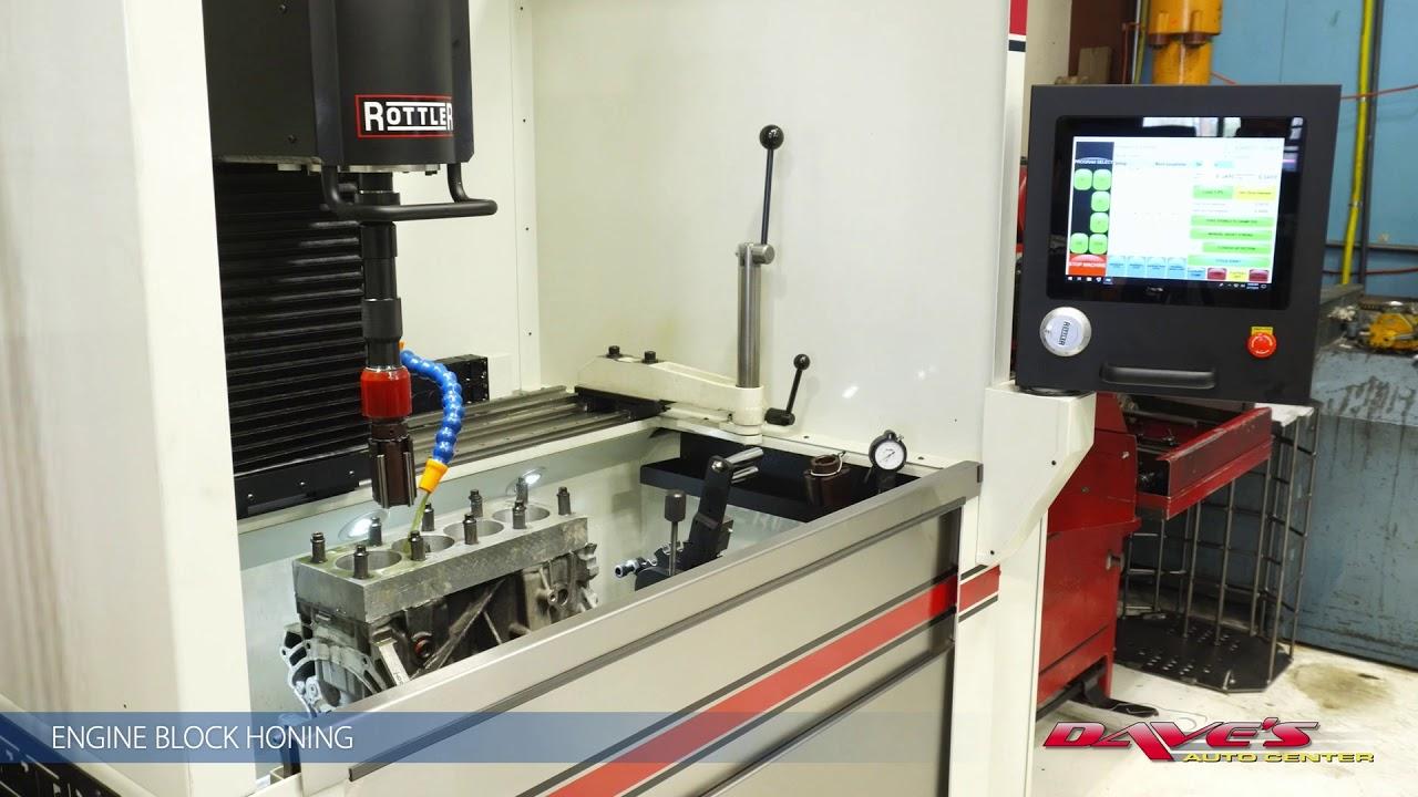 Engine Repair Experts | #1 Machine Shop in Utah - Dave's