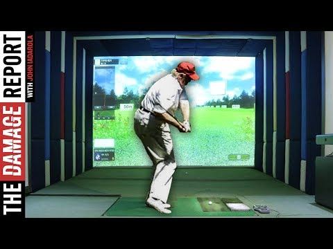 Trump Buys $50,000 Golf Simulator For White House