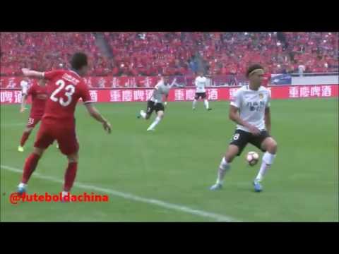 Chongqing Lifan 1x1 Hebei China Fortune - China Super League Round 2