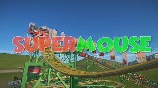 Planet Coaster - SuperMouse - Ride Overview