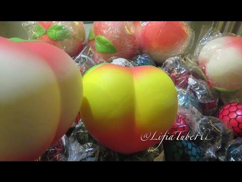 Squishy And Slime Dares : Squishy Dares Challenges Lifia Niala INDONESIA @Lifi... Doovi