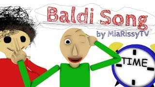 - Baldis Basics Song Sweet Detention original MiaRissyTV song