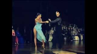 Rumba by Slavik Kryklyvvy & Elena Khorova @2007 World Super Stars Dance Festival Latin