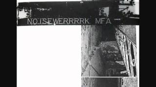 Noisewerrrrk: Misstrauen