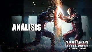 Critica a Capitán América: Civil War - Lo Bueno y lo Malo .Jahaziel447