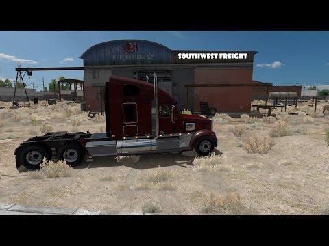 Southwest Freight Episode 24 Sugar to Kayenta, AZ