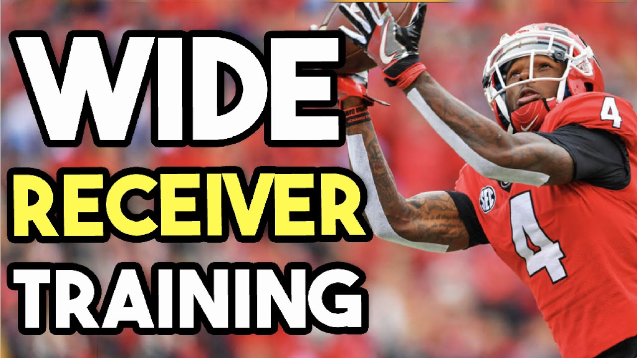 Why Wide Receivers Need Vertical Jump Training