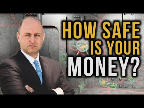 John Adams: Is An Australian Bank Bail-In Imminent And How Safe Is Your Money?