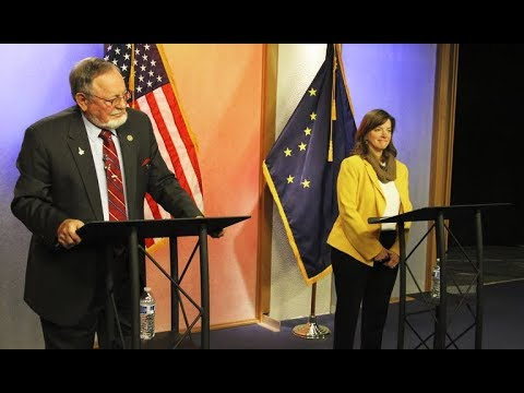Alaska Congressional Debate Don Young (R) vs Alyse Galvin (D) Oct 26, 2018