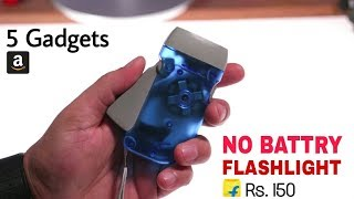5 Cool GADGETS You Can buy On Amazon & Flipkart in Rs.150 🏅 SmartPhone Gadgets Latest Technology