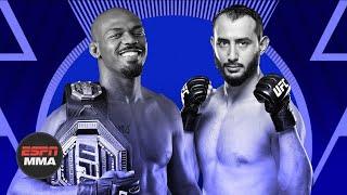 UFC 247: Jon Jones vs. Dominick Reyes Preview Show | ESPN MMA