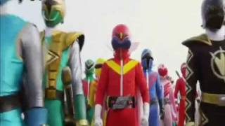 Power Rangers Pirate Armada Opening 2