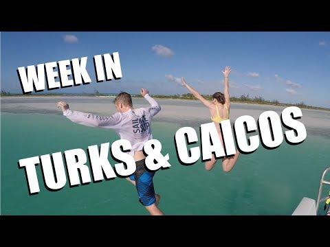 Week in: TURKS & CAICOS