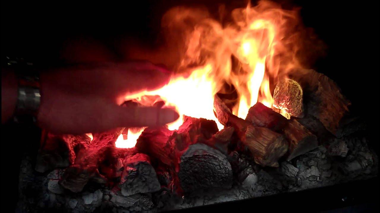 Vapor Fireplace - YouTube