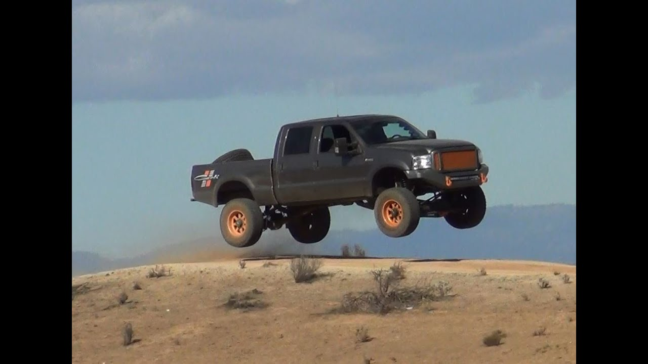 Carli 4 5 Quot Ford Super Duty Unchained Suspension System