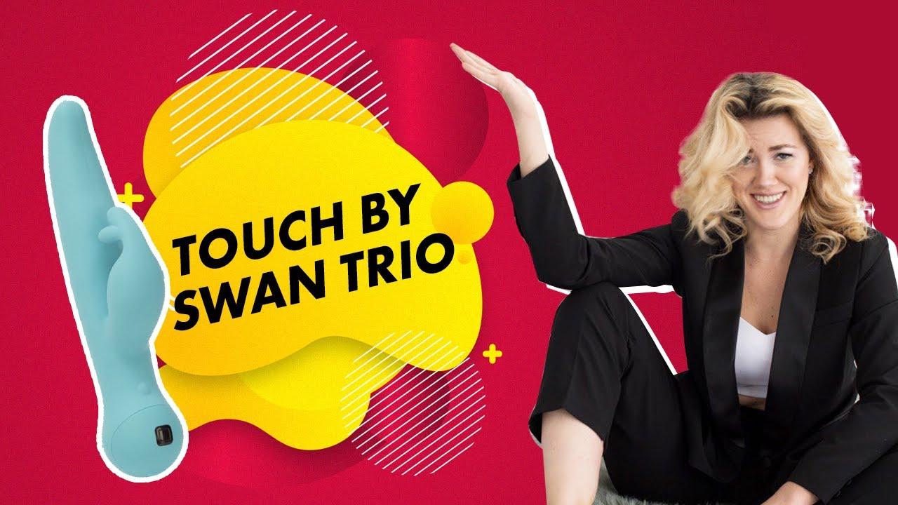 Вибратор Touch By Swan Trio 18+