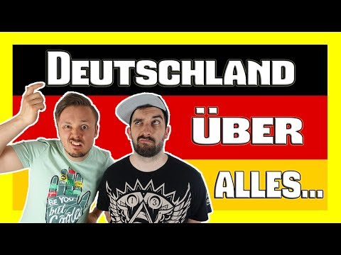"Is ""Deutschland über alles"" the German anthem? 
