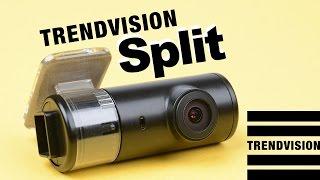 TrendVision Split обзор видеорегистратора и приложения для iOS(, 2017-02-27T15:25:48.000Z)