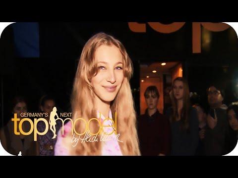 Spontan Casting in Ingolstadt | Germany's next Topmodel 2015 | ProSieben