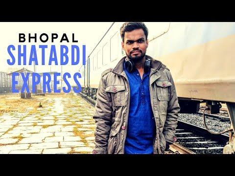 Shatabdi Express | New Delhi to Bhopal